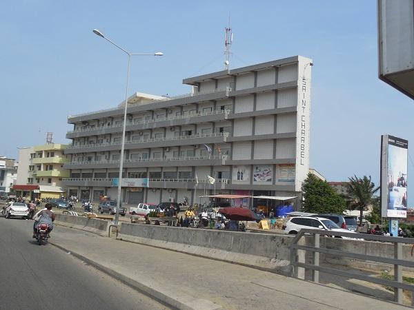 Akpakpa Cotonou embouchure du fleuve de la mort