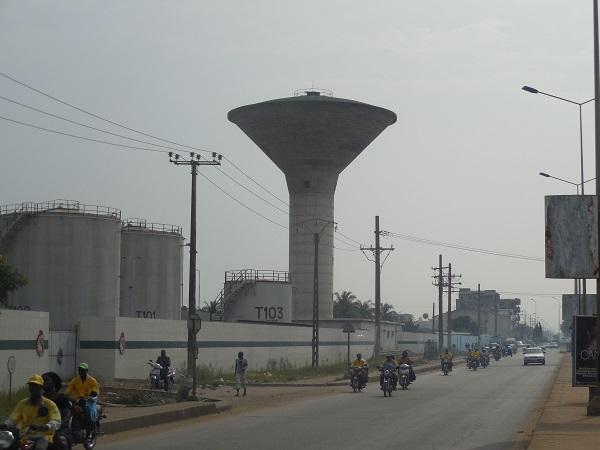 CEB Cotonou fleuve de la mort