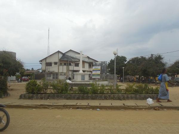 Fidjrosse Calvaire Cotonou 2014