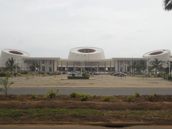 Palais des congrès de Cotonou