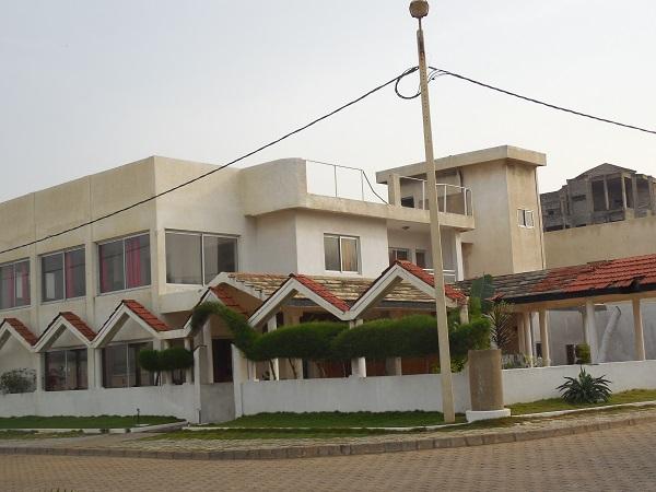 maison au quartiers Jak