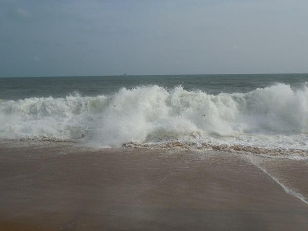plage quartier Jak Cotonou