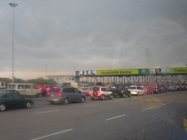 pollution à cotonou 2014