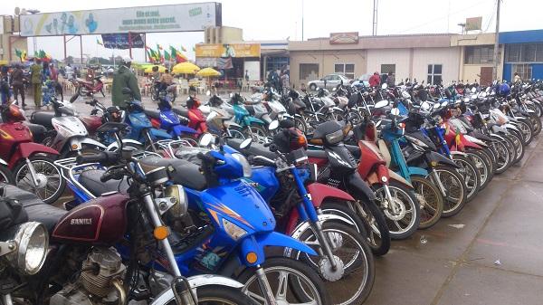 crise d'essence au Bénin