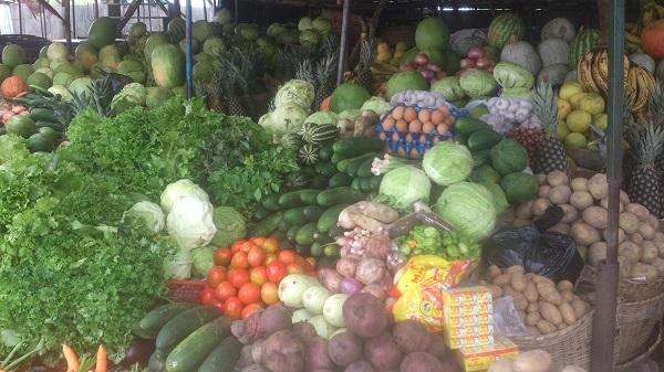 légume et fruit au bénin pour digital nomadeau Bénin