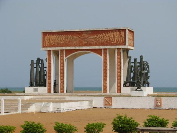 la porte de Non-Retour à ouidah