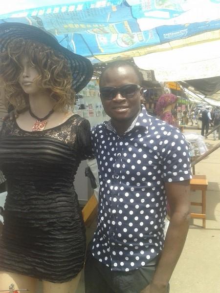 ma grande chérie de la foire de l'indépendance du Bénin