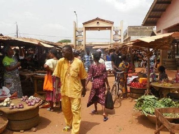 marché abomey