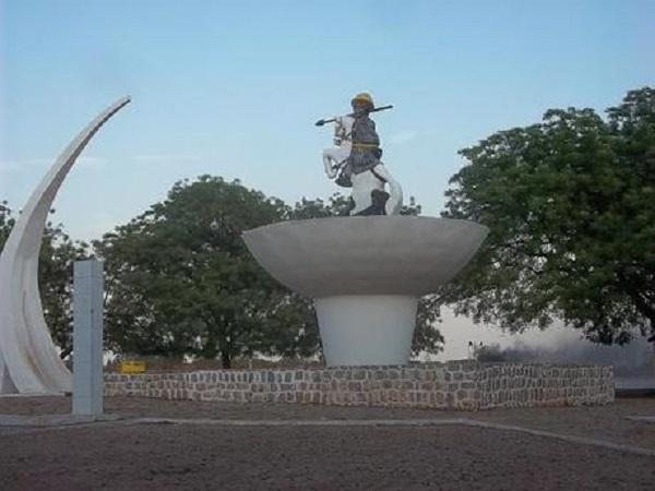 places-publiques-parakou, Bio Guerra