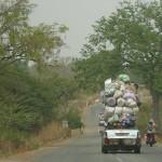Quand prendre un taxi au Bénin rime avec surcharge