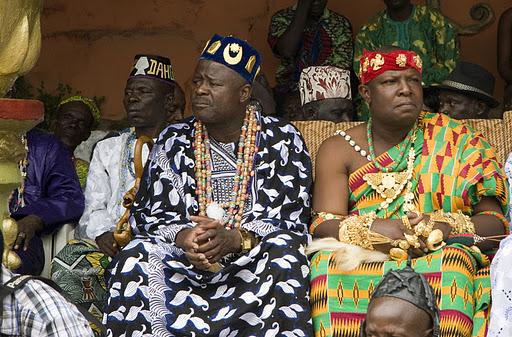 Rois d'abomey et initiateur au fa