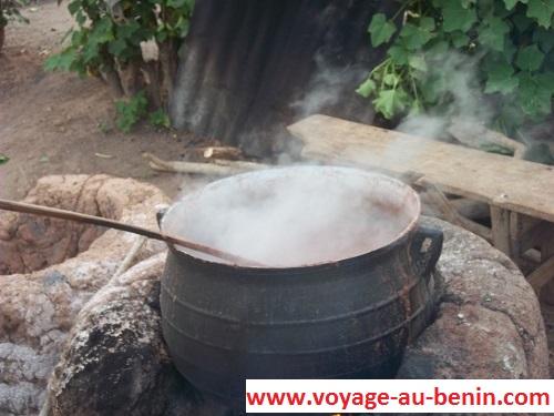 Boire du tchoukoutou au Bénin, comment se prépare le tchoukoutou