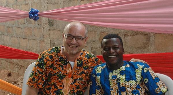 Interview d'un belge qui vit au Bénin
