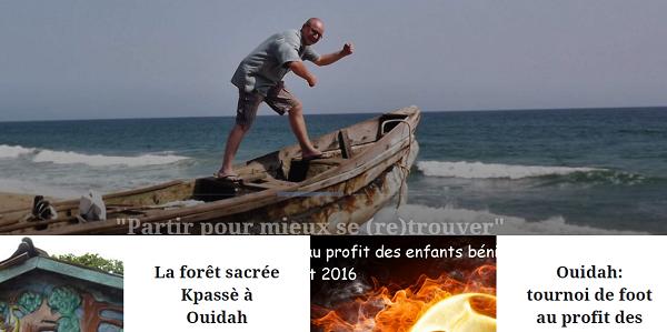 le site Fa au Bénin
