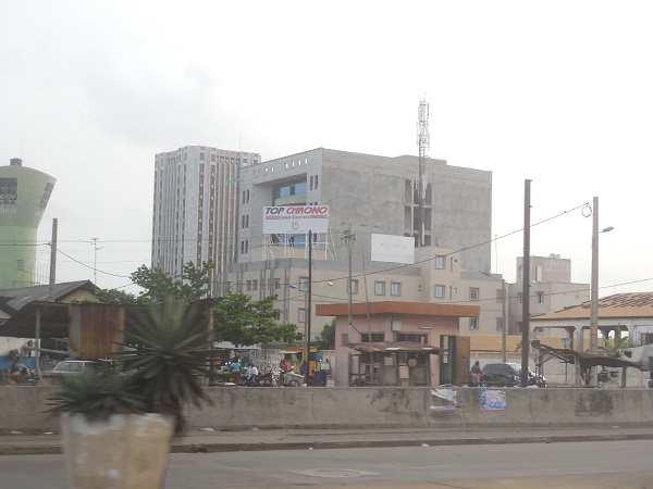 top chrono mail express cotonou